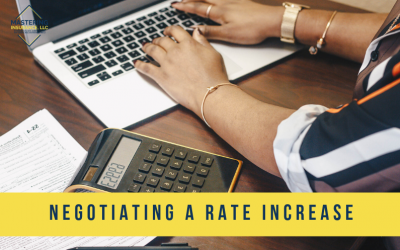 Negotiating A Rate Increase from an Insurance Panel.