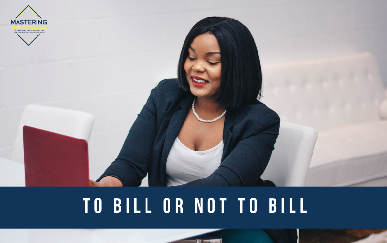 Billing Insurance - To Bill or Not To Bill