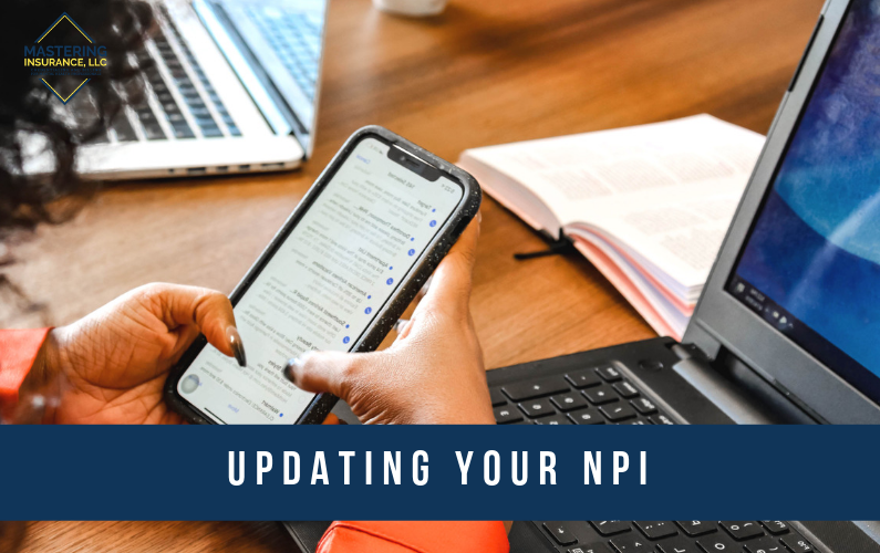 Updating your NPI