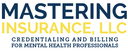 Credentialing 101 for Mental Health Professionals ...
